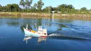 getlinkyoutube.com-เรือประมงบังคับวิทยุ จ้าวสมุทร 9 2000KV