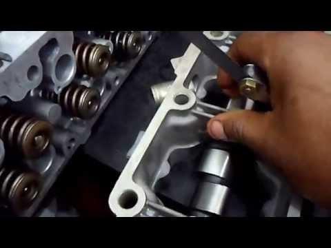 Montagem Cabeçote GM Corsa 1.0