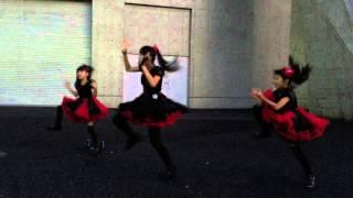getlinkyoutube.com-BABY  METAL ベビーメタル2015 6/22 幕張メッセ makuhari  JAPAN