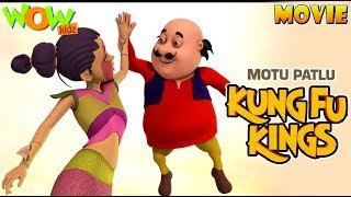 getlinkyoutube.com-Motu Patlu KungFu Kings - Movie