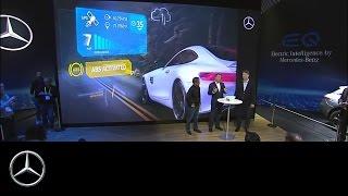 "#CES2017 LIVE: Inspiration Talk ""Autonomous Driving"" - Ola Källenius & Edzard Overbeek"