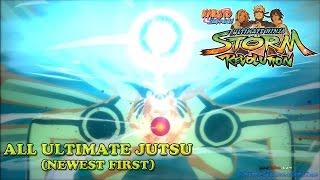 getlinkyoutube.com-Naruto Storm Revolution All Ultimate Jutsu