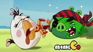 getlinkyoutube.com-Angry Birds Epic: FINAL BOSS Cave 7 - Unlocked New Cave 8 Strange Site