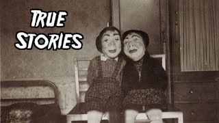 4 Nightmarish TRUE Scary Stories