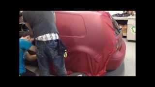 getlinkyoutube.com-Wrap véhicule Lettrage GD
