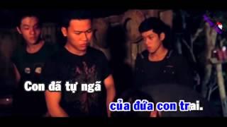getlinkyoutube.com-Karaoke HD - Con Nợ Mẹ - Trịnh Đình Quang beat Gốc