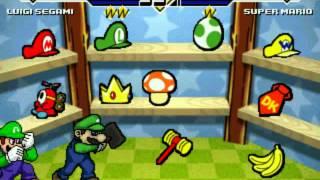 getlinkyoutube.com-PR Mario Mugen #18:Luigi Segami vs Super Mario