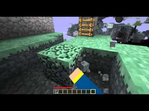 Minecraft Aether Mod lets play ep 2