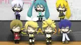 getlinkyoutube.com-【3DCG】初音ミク【ねんどろいど】から ウッーウッーウマウマ Full ver.