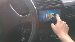 getlinkyoutube.com-BMW E36 with HTC EVO View