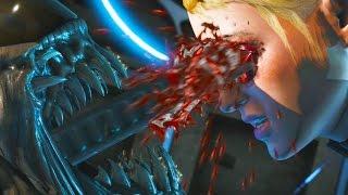 Mortal Kombat XL - Alien Brutal Kills (All Alien Fatalities/Brutalities/X Ray)