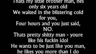 getlinkyoutube.com-STAN - Eminem (lyrics video)