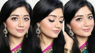 getlinkyoutube.com-Natural Nude Makeup For Indian Brides | corallista