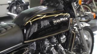 1979 Honda GL1000 Goldwing Gold/Black