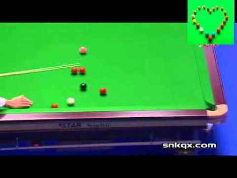 [ Billiards Lessons ] Slow Motion Back-spin From Judd Trump