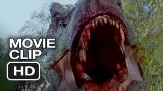 getlinkyoutube.com-Jurassic Park 3 (3/10) Movie CLIP - Spinosaurus vs. T-Rex (2001) HD