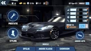 getlinkyoutube.com-Need For Speed: No Limits  ULTIMATE Customization SRT Viper GTS