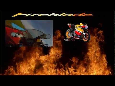 TEST Honda CBR1000RR Fireblade 2012 a Portimao
