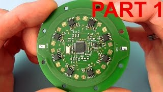 getlinkyoutube.com-Make your own professional printed circuit board (PCB) - part 1