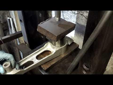 Сайлентблок опоры двигателя Neon, PT Cruiser, запрессовка. TMS-Polyurethane