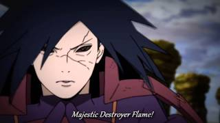 getlinkyoutube.com-Indestructible - Uchiha madara AMV