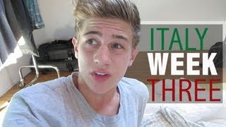 """getlinkyoutube.com-MY LIFE IN ITALY! """"THIS IS A... THING"""" (Week 3)"""