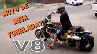getlinkyoutube.com-Moto com motor de Landau, V8