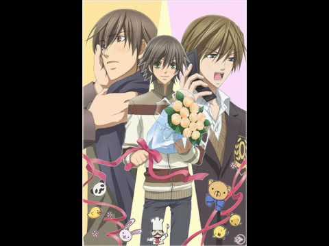 Track 01 Junjou Days (Junjou Romantica OST vol.1)