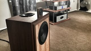 getlinkyoutube.com-Can DIY Speakers compete? Check this out!