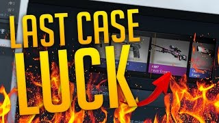 NEW KNIVES! HUGE SPECTRUM CASE OPENING  - LUCKIEST LAST CASE OPENING ON CSGO!
