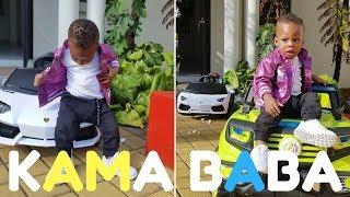 Swagga kama za Diamond! Tazama mbwembwe za Nillan kwenye picha hizi mpya