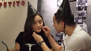 getlinkyoutube.com-Junot dan Tatjana Saphira Makin Mesra