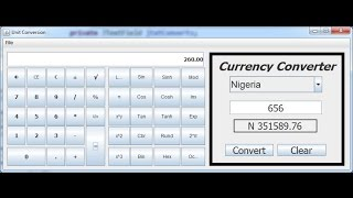 How to Create Scientific Calculator in Eclipse with Java Program