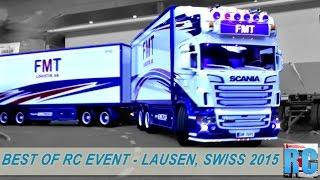getlinkyoutube.com-BEST OF RC TRUCK MEGA EVENT - LAUSEN, SWITZERLAND 2015-EXCAVTORS,WHELL LOADERS,FORK LIFT