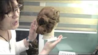 김환 올림머리의 양감패턴11