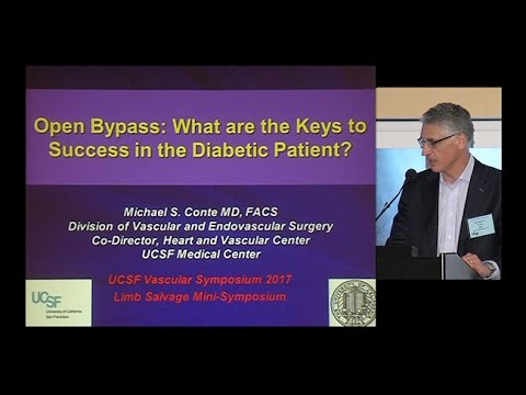 Open Bypass: What Are the Keys to Success in the Diabetic Patient?