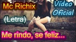 getlinkyoutube.com-😟Me rindo sé feliz💔→Rap Romantico Mc Richix + [LETRA]