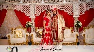 getlinkyoutube.com-Mehndi & Wedding Highlights of Annam & Erafan by Al Nikah Wedding Services