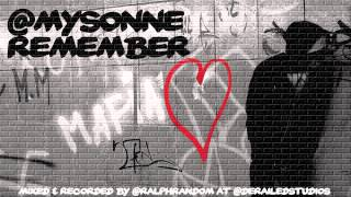 Mysonne - Remember