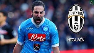 getlinkyoutube.com-Gonzalo Higuaín - Welcome to Juventus