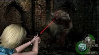 getlinkyoutube.com-resident evil 4 PC - TANK (LEFT 4 DEAD)