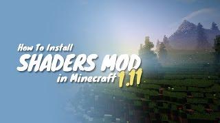 getlinkyoutube.com-How To Install Shaders Mod for Minecraft 1.11.2 (Minecraft Shaders Mod 1.11) - Tutorial