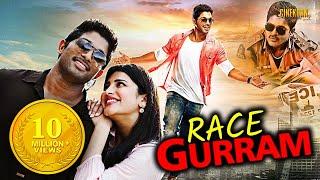 Race Gurram Hindi Dubbed Full Movie | Latest Hindi Dubbed Action Movies |  Latest Allu Arjun Movie
