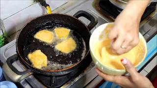 getlinkyoutube.com-মচ্মচে বেগুনী | Bangladeshi Mochmoche Beguni Recipe