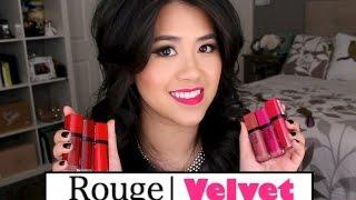 getlinkyoutube.com-Bourjois Matte Liquid Lipsticks Review + Swatches