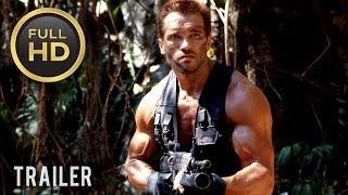 🎥 PREDATOR (1987) | Full Movie Trailer in Full HD | 1080p width=