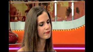 Rachel Cruz conversa con Carlucho en El Happy Hour - América TeVé