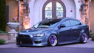getlinkyoutube.com-Steven's Stanced Lancer