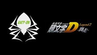 getlinkyoutube.com-BACK-ON / 「リザレクション」Lylic Video 【新劇場版「頭文字D」Legend2-闘走- 主題歌】