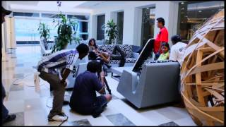 getlinkyoutube.com-Maindhan Movie Behind The Scene
